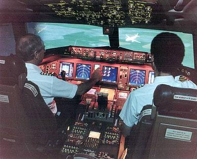 סימולטור טיסה