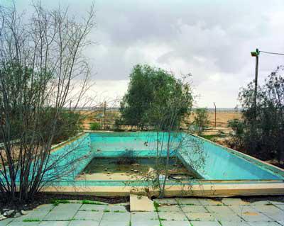 גלעד אופיר - מחנה אנסאר, 1997
