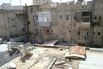 Ditza Street, Jaffa 2004