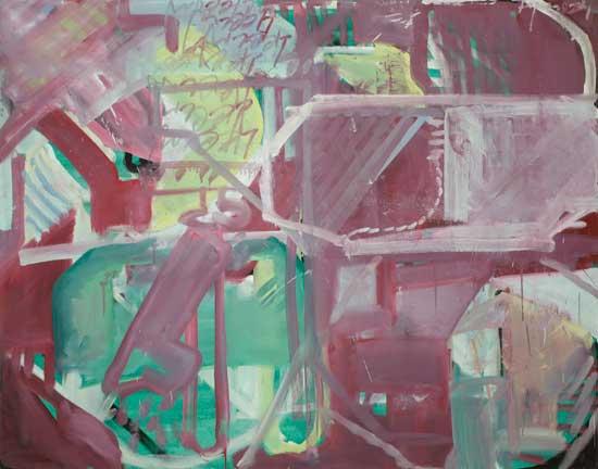קופפרמן - ציור, 1970 (מתוך התערוכה)