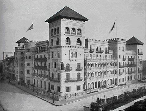 """מלון """"קורדובה"""" בקורדובה. העיר בה כתב הרמב""""מ"""