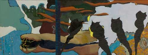 כרמלה וייס - ציור