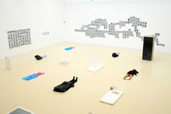 גרגור שניידר - מבט על התערוכה במוזיאון הרצליה