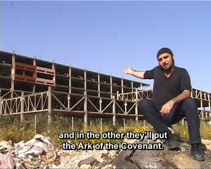 Scandar Copti & Rabia Buchari, Truth, 2003, video, 15 min